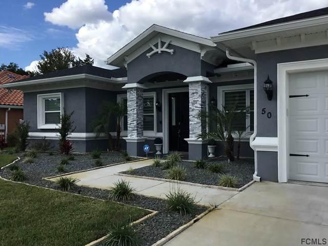 50 Eric Drive, Palm Coast, FL 32164 (MLS #272060) :: Endless Summer Realty
