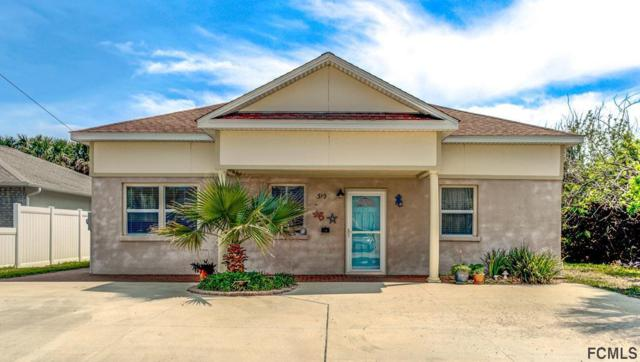 319 N 3rd St, Flagler Beach, FL 32136 (MLS #235633) :: RE/MAX Select Professionals