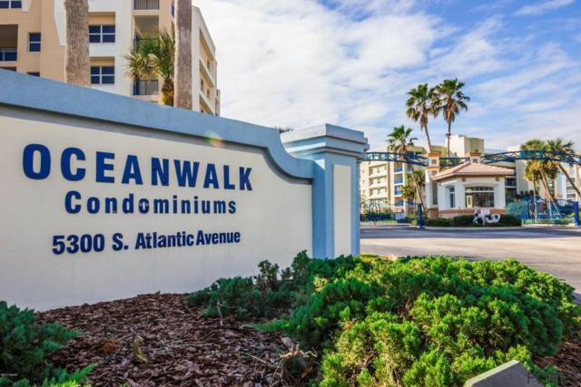 5300 S Atlantic Ave #506, New Smyrna Beach, FL 32168 (MLS #237357) :: RE/MAX Select Professionals