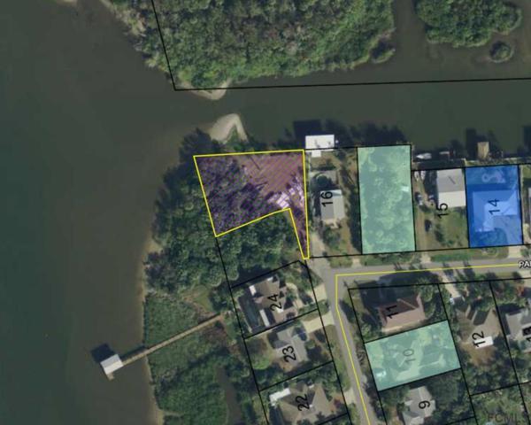 172 Palm Circle, Flagler Beach, FL 32136 (MLS #237502) :: Memory Hopkins Real Estate