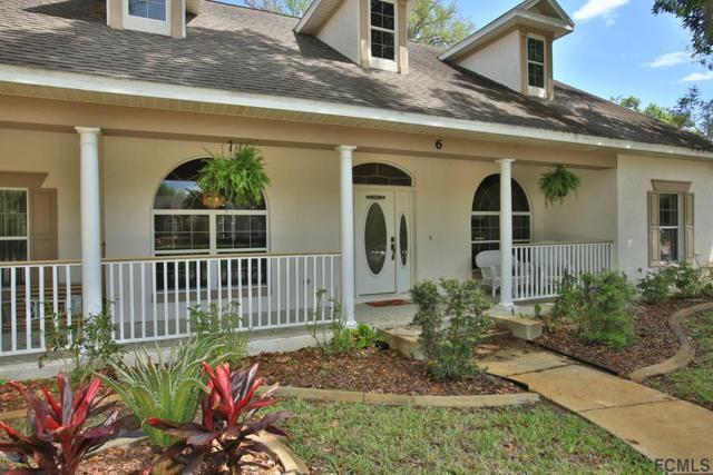 6 Hickory Ln, Flagler Beach, FL 32136 (MLS #237662) :: Memory Hopkins Real Estate
