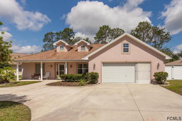 3 Whittier Lane, Palm Coast, FL 32164 (MLS #238123) :: RE/MAX Select Professionals