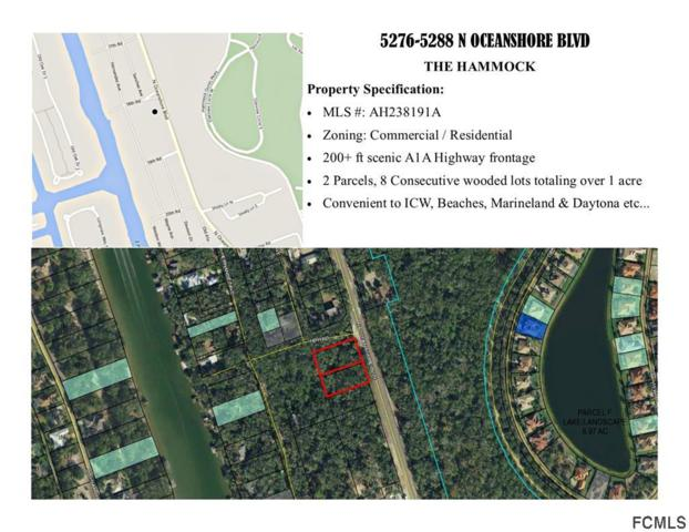 5288 N Ocean Shore Blvd, Palm Coast, FL 32137 (MLS #238191) :: Pepine Realty