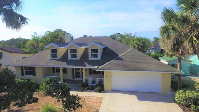 617 Cumberland Dr, Flagler Beach, FL 32136 (MLS #239307) :: RE/MAX Select Professionals