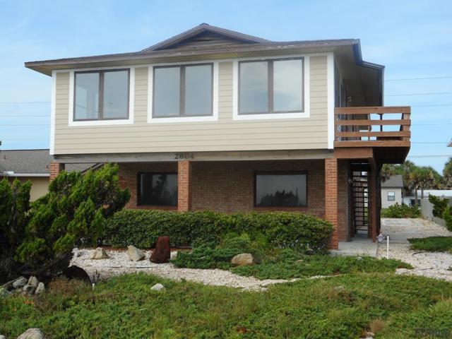 2604 S Ocean Shore Blvd, Flagler Beach, FL 32136 (MLS #240422) :: RE/MAX Select Professionals