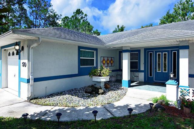 50 Kashmir Trail, Palm Coast, FL 32164 (MLS #240607) :: Memory Hopkins Real Estate