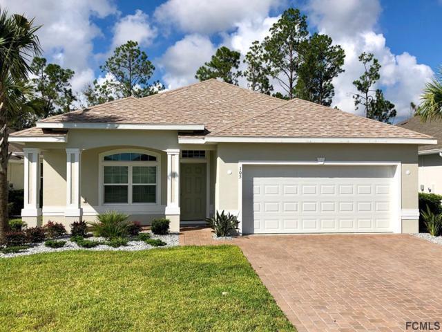 105 Park Place Circle, Palm Coast, FL 32164 (MLS #240617) :: Memory Hopkins Real Estate