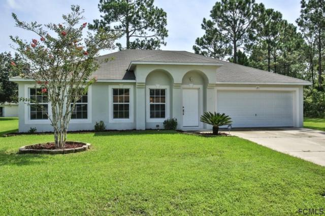 17 Llacer Place, Palm Coast, FL 32164 (MLS #240620) :: Memory Hopkins Real Estate