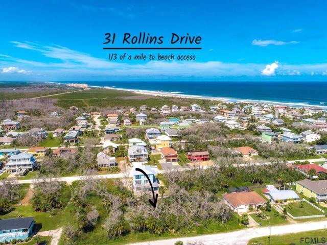 31 Rollins Drive, Palm Coast, FL 32137 (MLS #241630) :: RE/MAX Select Professionals