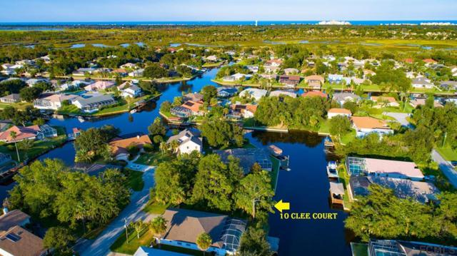 10 Clee Court, Palm Coast, FL 32137 (MLS #241830) :: Pepine Realty