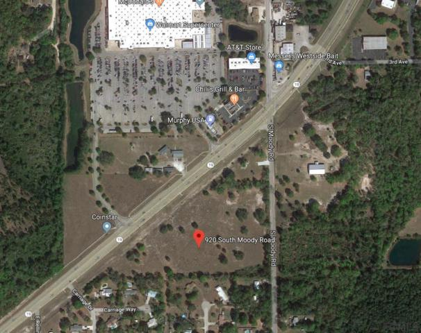 920 Moody Rd, Palatka, FL 32177 (MLS #242379) :: RE/MAX Select Professionals