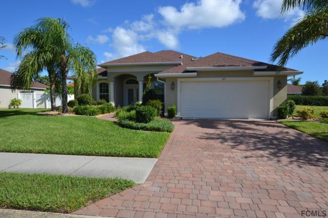 107 Hidden Lakes Dr, Palm Coast, FL 32137 (MLS #242518) :: RE/MAX Select Professionals