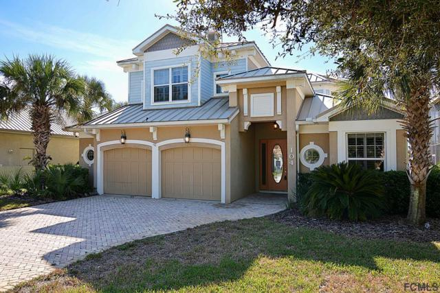 104 Emerald Lake Drive, Palm Coast, FL 32137 (MLS #242543) :: RE/MAX Select Professionals