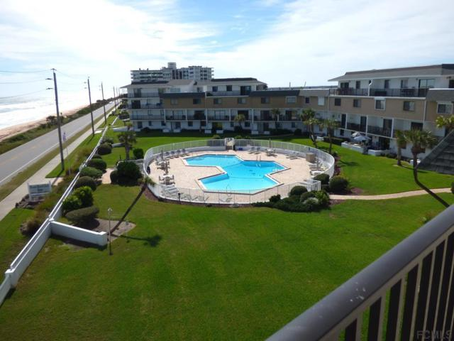 3500 S Ocean Shore Blvd #406, Flagler Beach, FL 32136 (MLS #243003) :: Noah Bailey Group