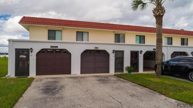 63 E Ocean Palm Villas S #63, Flagler Beach, FL 32136 (MLS #243729) :: RE/MAX Select Professionals