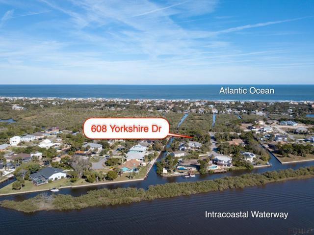 608 Yorkshire Drive, Flagler Beach, FL 32136 (MLS #243738) :: Memory Hopkins Real Estate