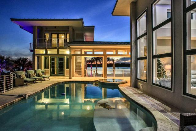 2590 Palm Ave, Flagler Beach, FL 32136 (MLS #245156) :: Memory Hopkins Real Estate