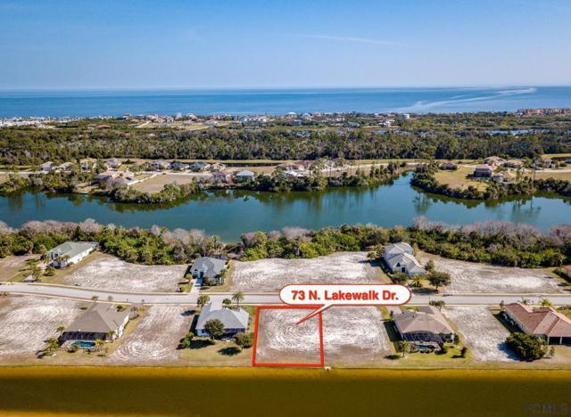 73 Lakewalk Dr N, Palm Coast, FL 32137 (MLS #245219) :: RE/MAX Select Professionals