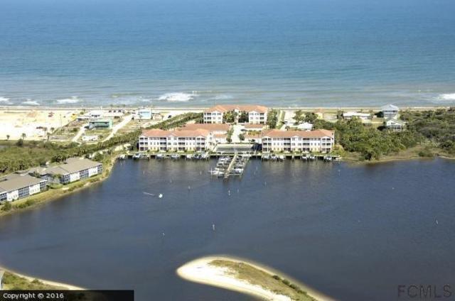 300 Marina Bay Drive #101, Flagler Beach, FL 32136 (MLS #245406) :: RE/MAX Select Professionals