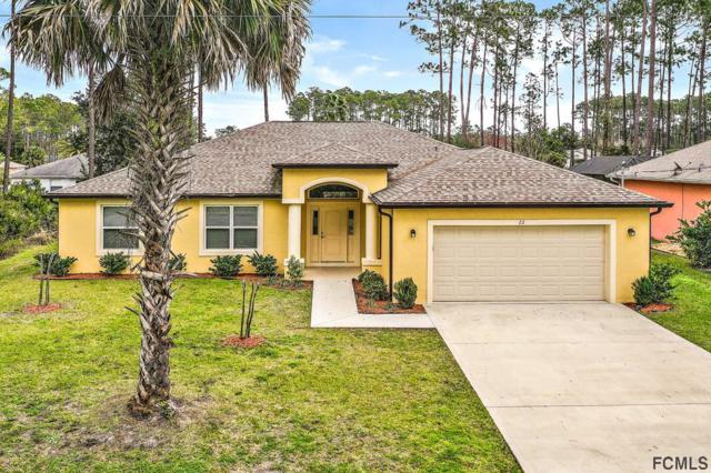 22 Emmons Lane, Palm Coast, FL 32164 (MLS #245511) :: RE/MAX Select Professionals
