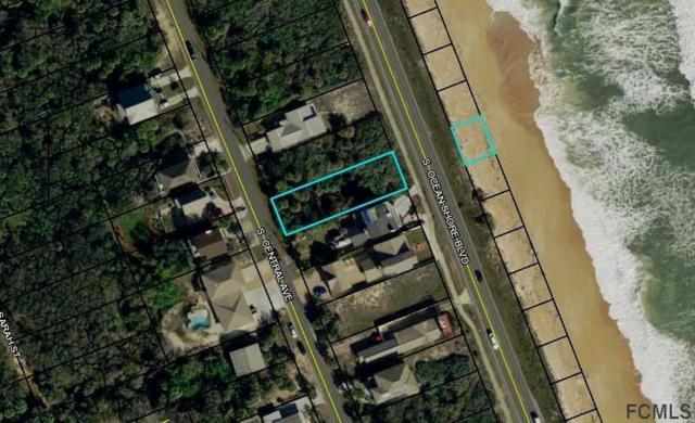 2542 S Ocean Shore Blvd, Flagler Beach, FL 32136 (MLS #246295) :: RE/MAX Select Professionals