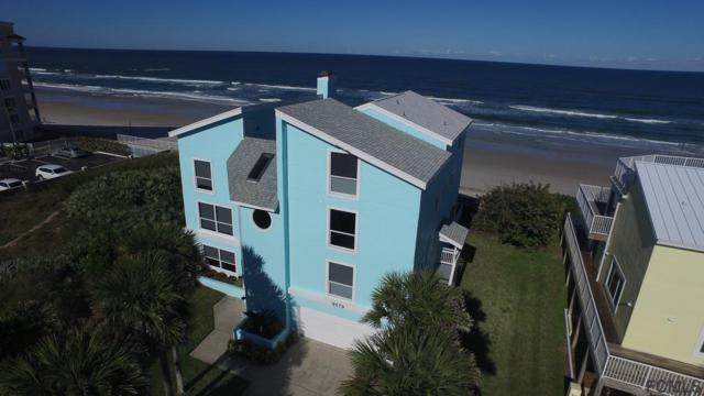 5579 S Atlantic Ave, New Smyrna Beach, FL 32169 (MLS #246311) :: Pepine Realty