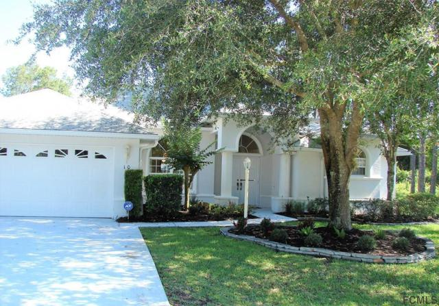 10 Essex Lane, Palm Coast, FL 32164 (MLS #248451) :: Memory Hopkins Real Estate