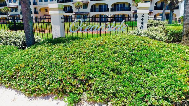 2450 N Ocean Shore Blvd D-119, Flagler Beach, FL 32136 (MLS #250091) :: RE/MAX Select Professionals
