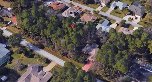 12 Fenwood Ln, Palm Coast, FL 32137 (MLS #250507) :: Memory Hopkins Real Estate