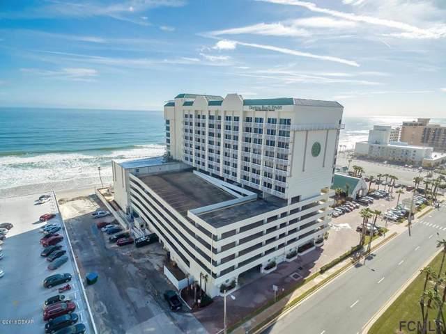 2700 N Atlantic Ave #306, Daytona Beach, FL 32118 (MLS #252342) :: The DJ & Lindsey Team