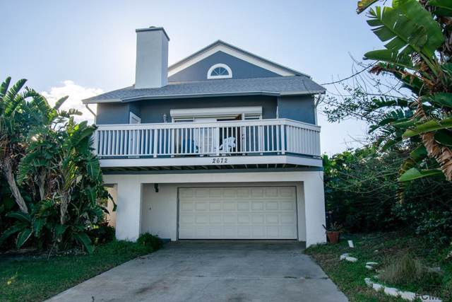 2672 S Central Ave S, Flagler Beach, FL 32136 (MLS #252869) :: Memory Hopkins Real Estate