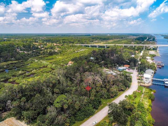 396 Palm Dr, Flagler Beach, FL 32136 (MLS #252903) :: Memory Hopkins Real Estate