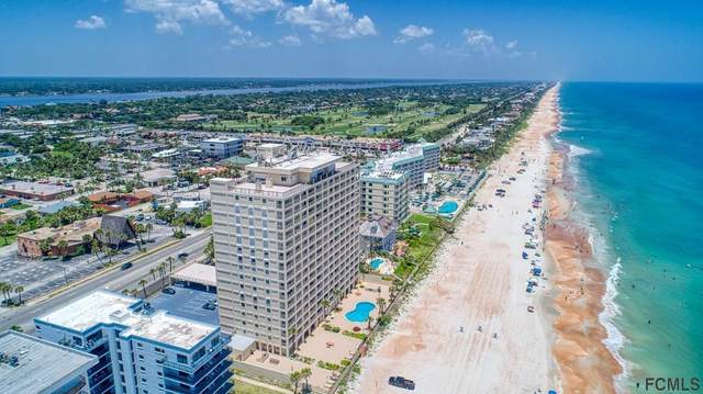 89 S Atlantic Ave #902, Ormond Beach, FL 32176 (MLS #253521) :: The DJ & Lindsey Team