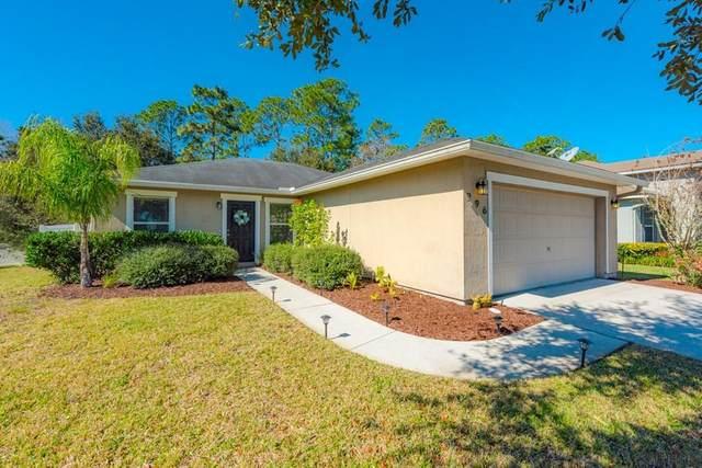 296 Sunshine Dr, St Augustine, FL 32086 (MLS #254876) :: Memory Hopkins Real Estate