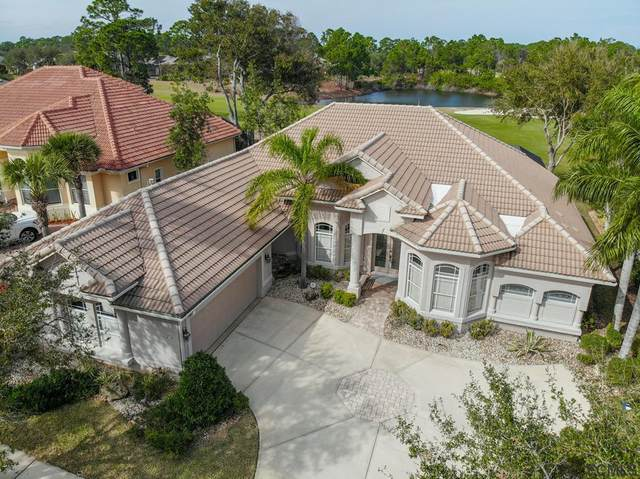 39 Eastlake Drive, Palm Coast, FL 32137 (MLS #254922) :: Memory Hopkins Real Estate