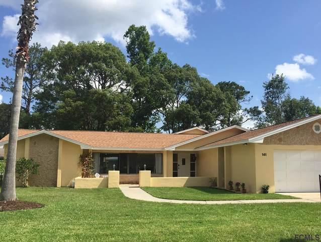 141 Beechwood Ln, Palm Coast, FL 32137 (MLS #254970) :: Memory Hopkins Real Estate