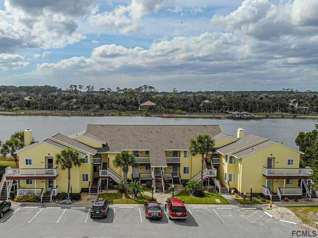 1105 Ocean Marina Drive #1105, Flagler Beach, FL 32136 (MLS #254974) :: The DJ & Lindsey Team