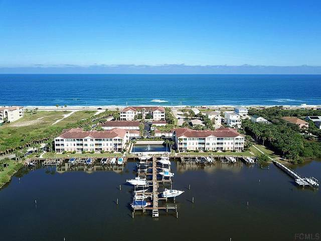 200 Marina Bay Drive #304, Flagler Beach, FL 32136 (MLS #254987) :: The DJ & Lindsey Team