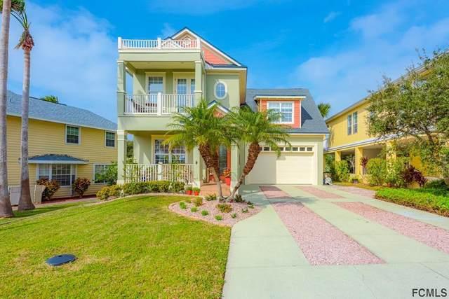 207 27th St S, Flagler Beach, FL 32136 (MLS #255054) :: Memory Hopkins Real Estate