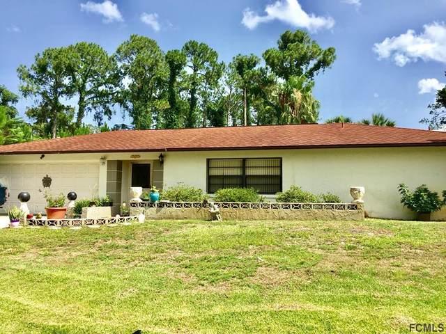 64 Parkview Drive, Palm Coast, FL 32164 (MLS #255202) :: Noah Bailey Group