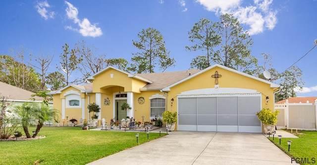 13 Russman Lane, Palm Coast, FL 32164 (MLS #255224) :: Noah Bailey Group