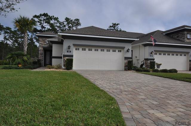 820 Aldenham Ln #820, Ormond Beach, FL 32174 (MLS #255248) :: Memory Hopkins Real Estate