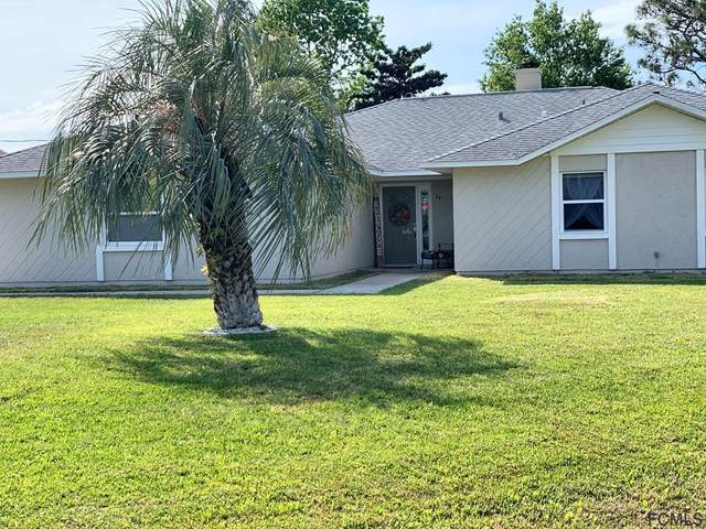 24 Prestwick Lane, Palm Coast, FL 32164 (MLS #256343) :: Memory Hopkins Real Estate