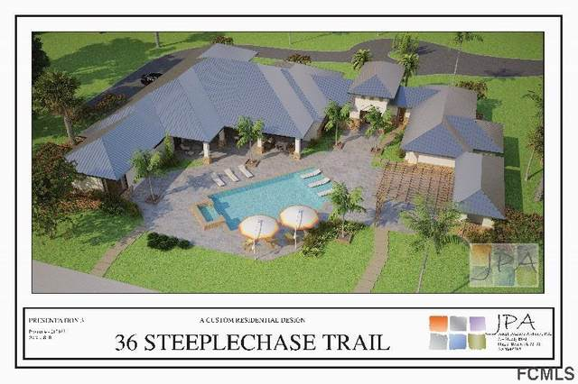 36 Steeplechase Trail, Flagler Beach, FL 32136 (MLS #257516) :: Memory Hopkins Real Estate