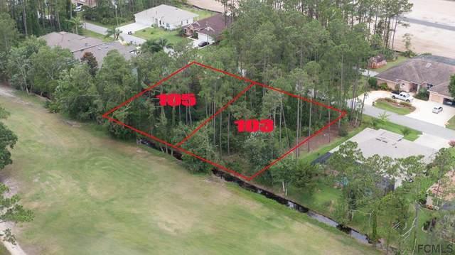 103 Edward Dr, Palm Coast, FL 32164 (MLS #257555) :: Noah Bailey Group