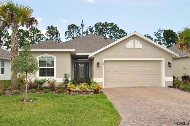 57 SW Park Place Circle, Palm Coast, FL 32164 (MLS #257593) :: Noah Bailey Group