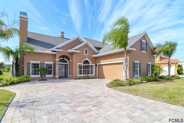 4 Lakewalk Dr S, Palm Coast, FL 32137 (MLS #257765) :: Noah Bailey Group