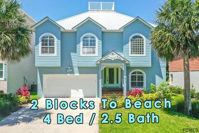 1305 Daytona Ave N, Flagler Beach, FL 32136 (MLS #257987) :: Keller Williams Realty Atlantic Partners St. Augustine
