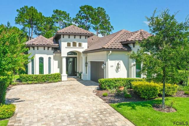 329 Hibiscus Way, Palm Coast, FL 32137 (MLS #258017) :: RE/MAX Select Professionals