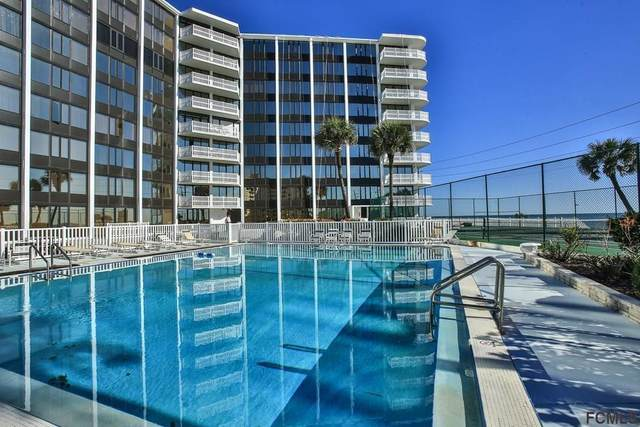 3580 S S Ocean Shore Blvd #106, Flagler Beach, FL 32136 (MLS #258207) :: Noah Bailey Group
